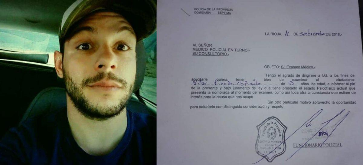 Denunció que su ex la golpeó y amenazó por negarse a tener sexo