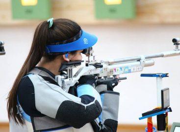 Mundial de Tiro. Fernanda Russo logró un destacado quinto puesto