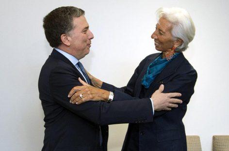 Acuerdo con el FMI por 57.100 millones de dólares