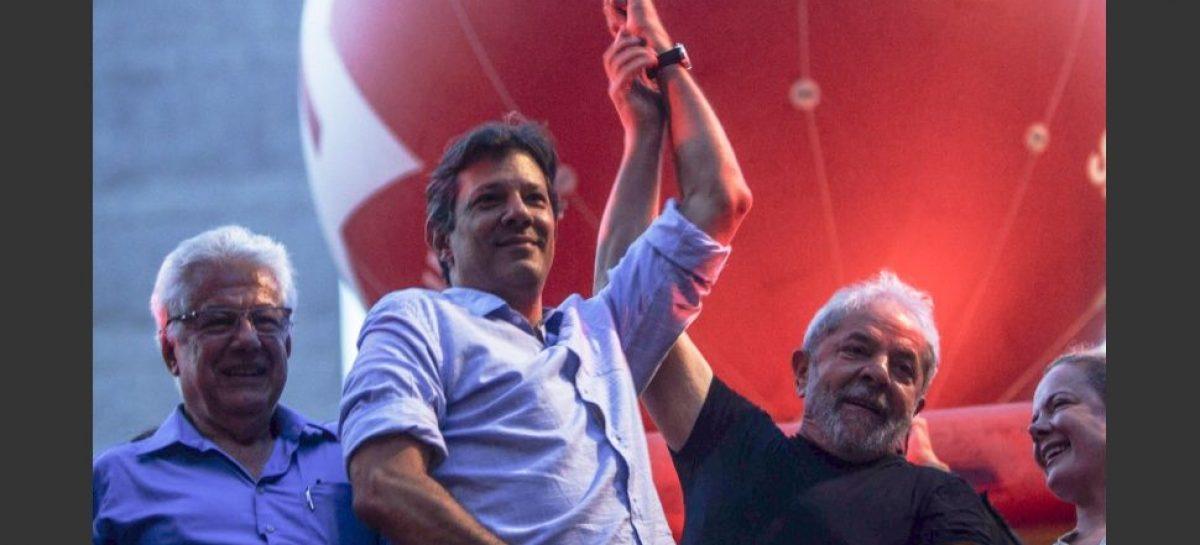 Brasil. Lula se bajó de la carrera presidencial