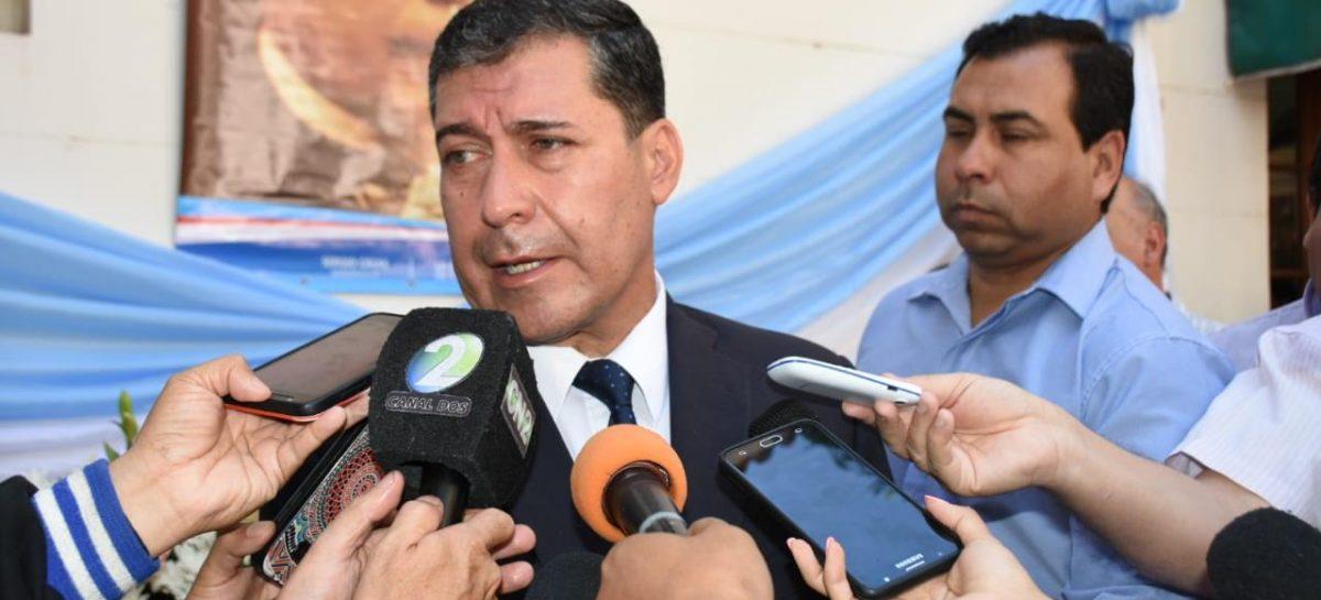Casas se mantiene alineado al Peronismo Federal anti K