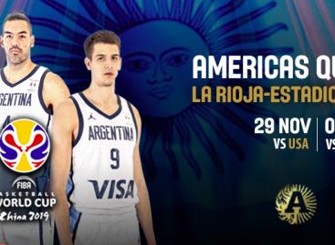 Básquet. Argentina, frente a Estados Unidos y México