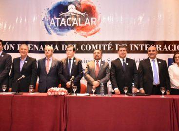 Casas reiteró la necesidad de una alianza estratégica con Chile para exportar