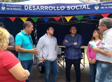El 'Estado en tu Barrio' se muda hasta el viernes a Chepes