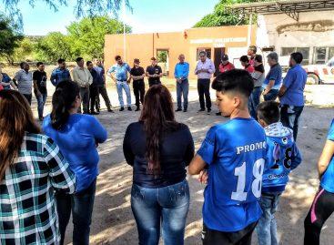 Julio Martínez refuerza la entrega de subsidios nacionales