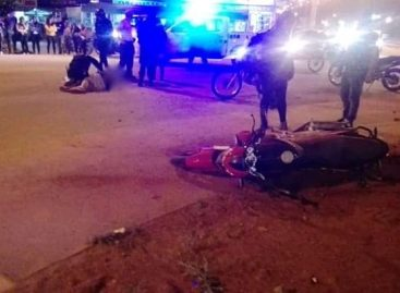 Grave accidente en Circunvalación dejó como saldo un muerto