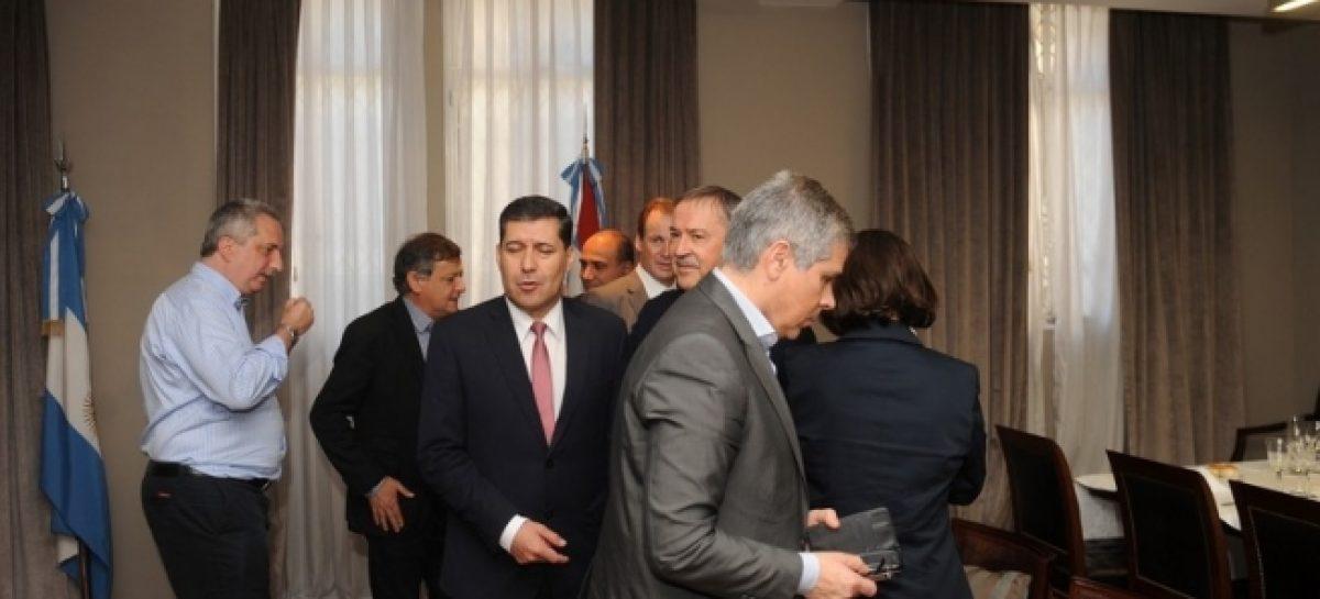 Cumbre de gobernadores del PJ por el Presupuesto Nacional 2019