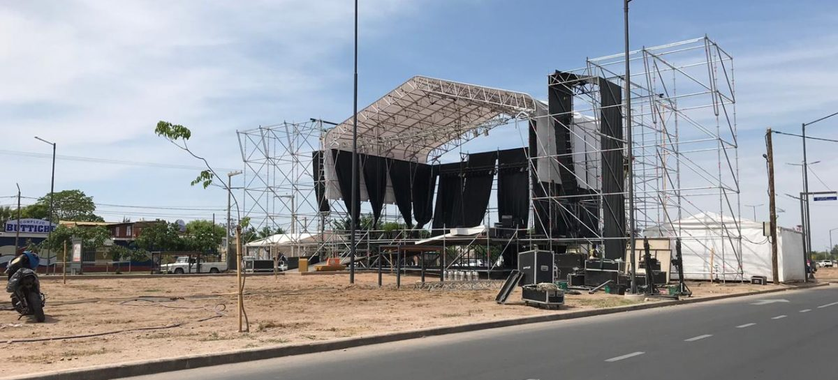 El municipio contra la organización del evento del Padre Betancourt