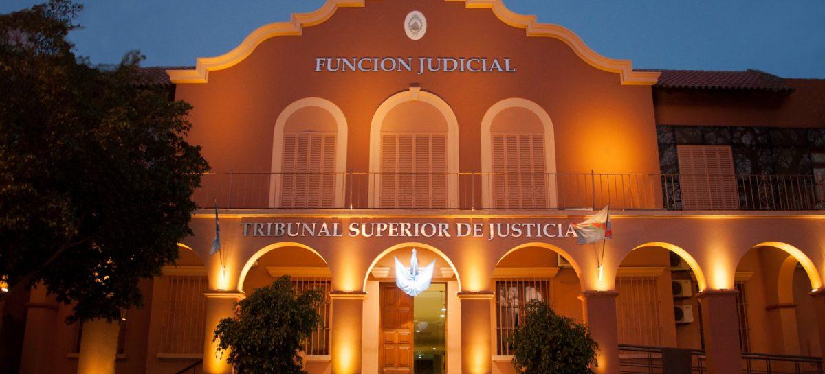 Asumió un nuevo integrante del Tribunal Superior de Justicia