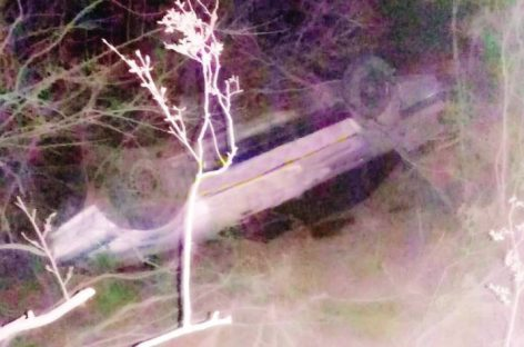 Un muerto en un grave accidente vial en la ruta 29