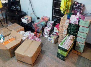 Incautan mercadería ilegal a un riojano en Catamarca