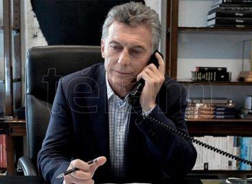 """Macri agradeció """"a los argentinos que pusieron el hombro"""" durante la crisis"""