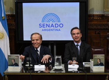 Pichetto se declaró presidenciable, elogió a Menem y le pegó a Cambiemos