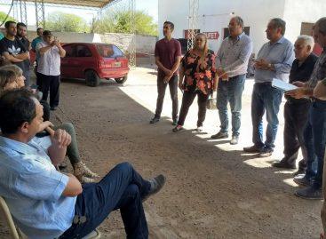Según Martínez, Nación enviará $1310 millones para viviendas en 2019