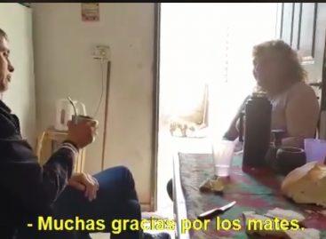 Al estilo Macri, Paredes refuerza su campaña en redes sociales