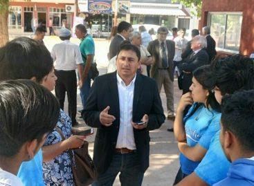 Otro intendente pidió la reelección de Sergio Casas