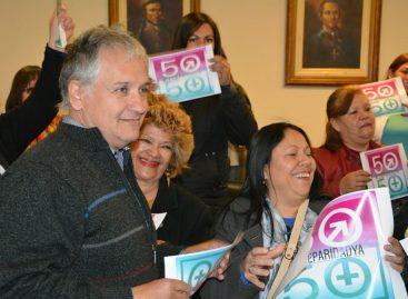 Bosetti, la reelección de Casas y su apoyo a las colectoras