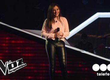 La cantante riojana que es furor en 'La Voz Argentina'