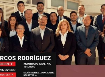 La Lista Roja se quedó con los comicios en el Consejo de Abogados