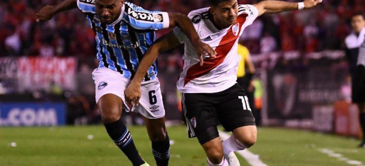 River logró la hazaña en Brasil y se metió en la final de la Libertadores