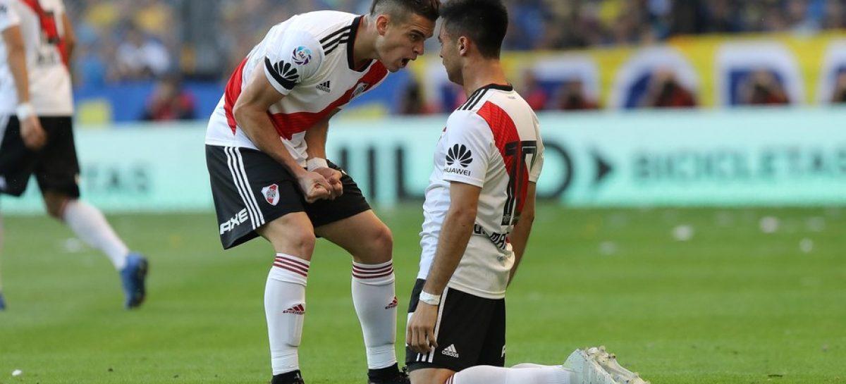 River-Gremio, por las semis de la Libertadores
