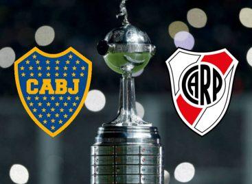 Boca y River jugarán la final de la Copa Libertadores los sábados 10 y 24 a las 17 horas sin público visitante