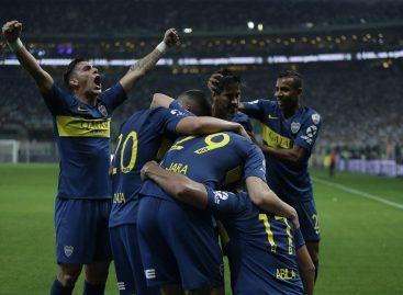 Boca eliminó a Palmeiras y habrá 'super final' con River
