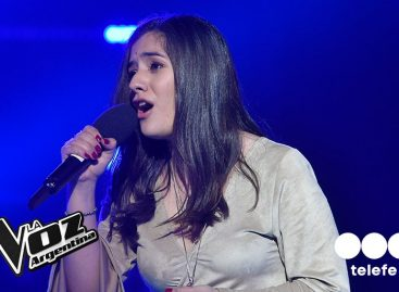 Camila Molina sigue en carrera en La Voz Argentina