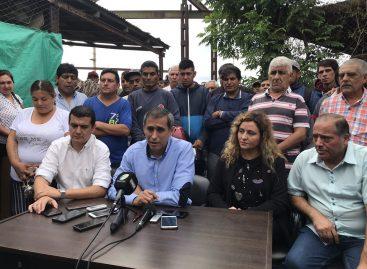 Paredes responsabilizó al radicalismo por la ruptura del frente opositor