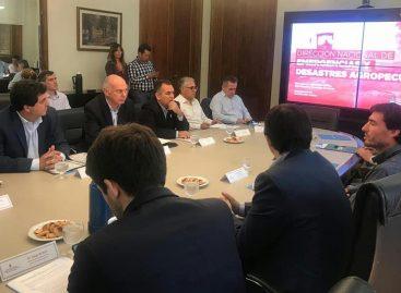 La Rioja pidió a Nación que declare  emergencia agropecuaria en Capital