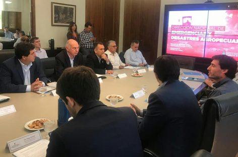 La Rioja le pidió a Nación que declare en emergencia agropecuaria a Capital