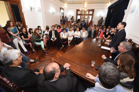Casas confirmó su rechazo a la aplicación del 'protocolo Bullrich'