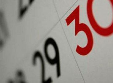 Feriados 2019. Calendario de días no laborables y findes largos