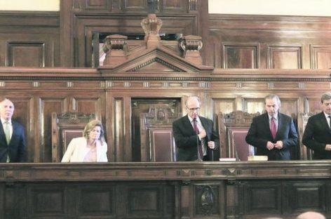 Se expide la Corte Suprema sobre la enmienda constitucional riojana