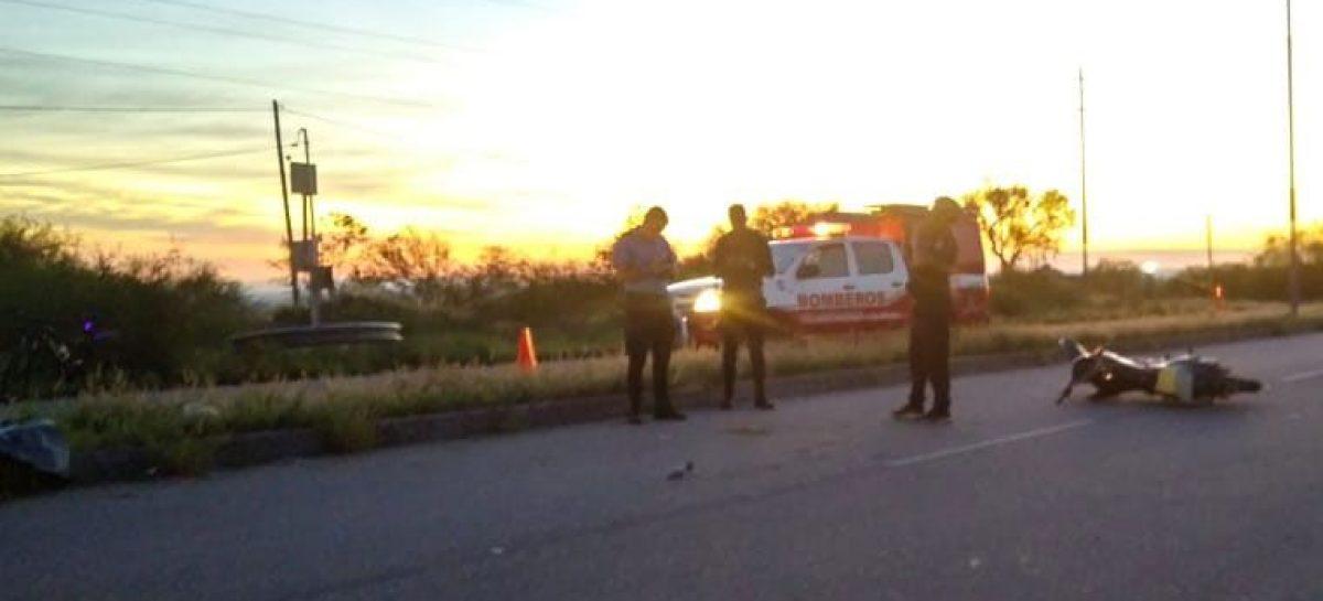 Las muertes por accidentes viales no cesan: tenía 26 años y perdió la vida