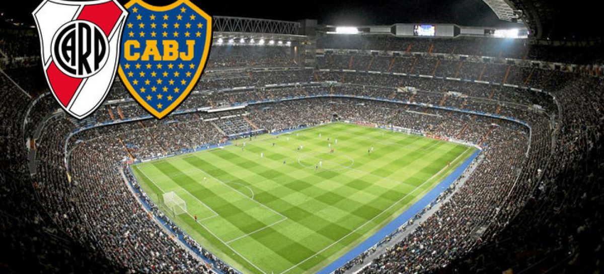 En Madrid, Boca y River definen al campeón de la Libertadores
