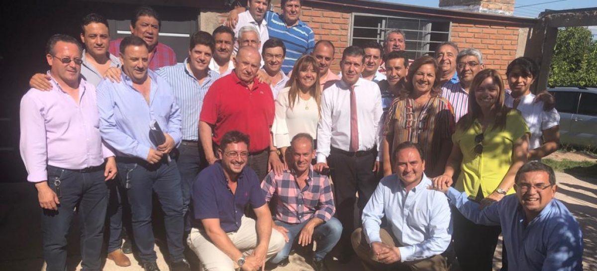 Reelección de Sergio Casas. El PJ analiza una enmienda constitucional
