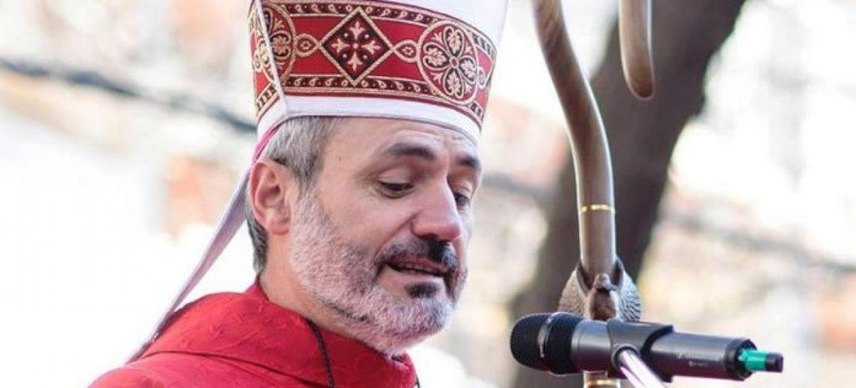 Este viernes asume el nuevo obispo de La Rioja en la Catedral