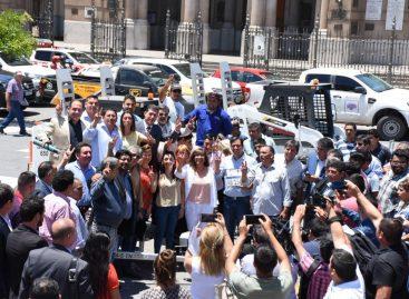 Intendentes del PJ avalan una 'enmienda constitucional'