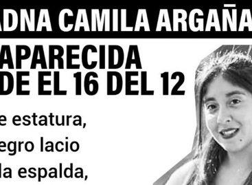 Sigue la búsqueda de Ariadna Argañaraz tras semanas desaparecida