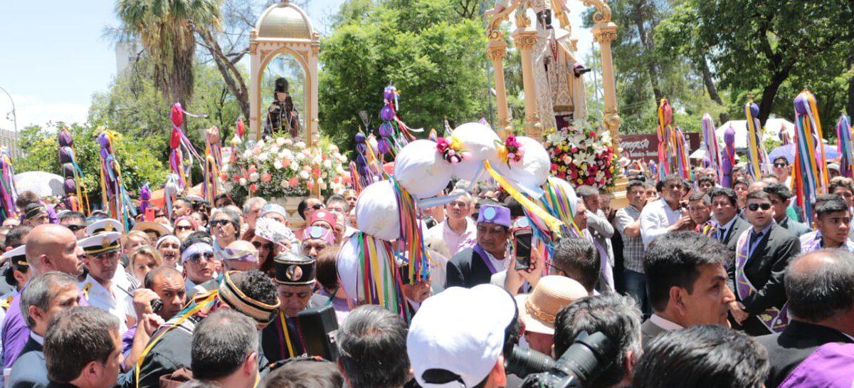 Los riojanos celebraron con fe y devoción un nuevo Tinkunaco