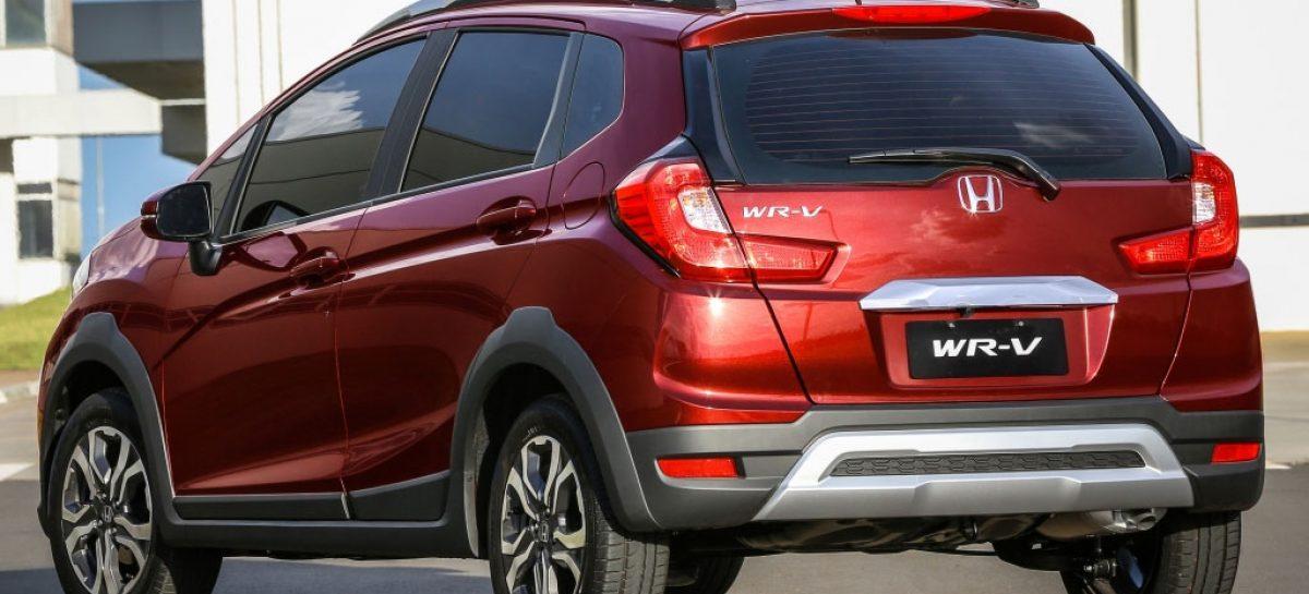 Honda lanzó el WR-V en Argentina
