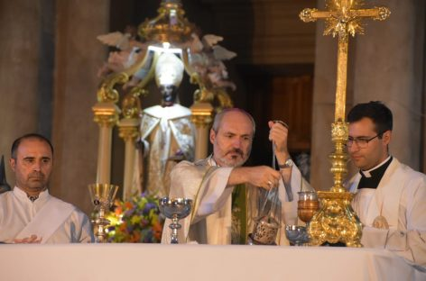 Para el Obispo riojano hay «esperanza» en el nuevo gobierno nacional