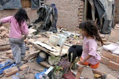 Preocupante: la pobreza en Argentina llegó al 33,6%