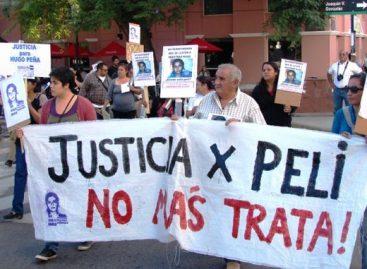 Tristeza. Murió el abuelo de 'Peli' Mercado sin encontrar a su nieta