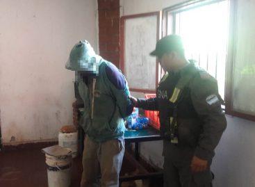 Rescatan una mujer víctima de trata de personas: dos detenidos