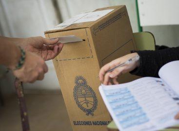 Se oficializó el 27 de octubre  como fecha de elecciones provinciales