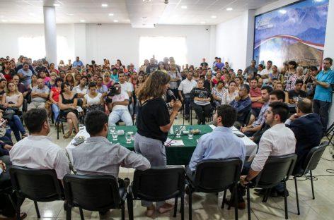 Los microcréditos de Banco Rioja llegaron a Chilecito