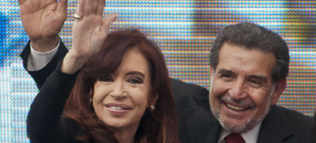 Beder Herrera, encolumnado políticamente a Cristina Kirchner