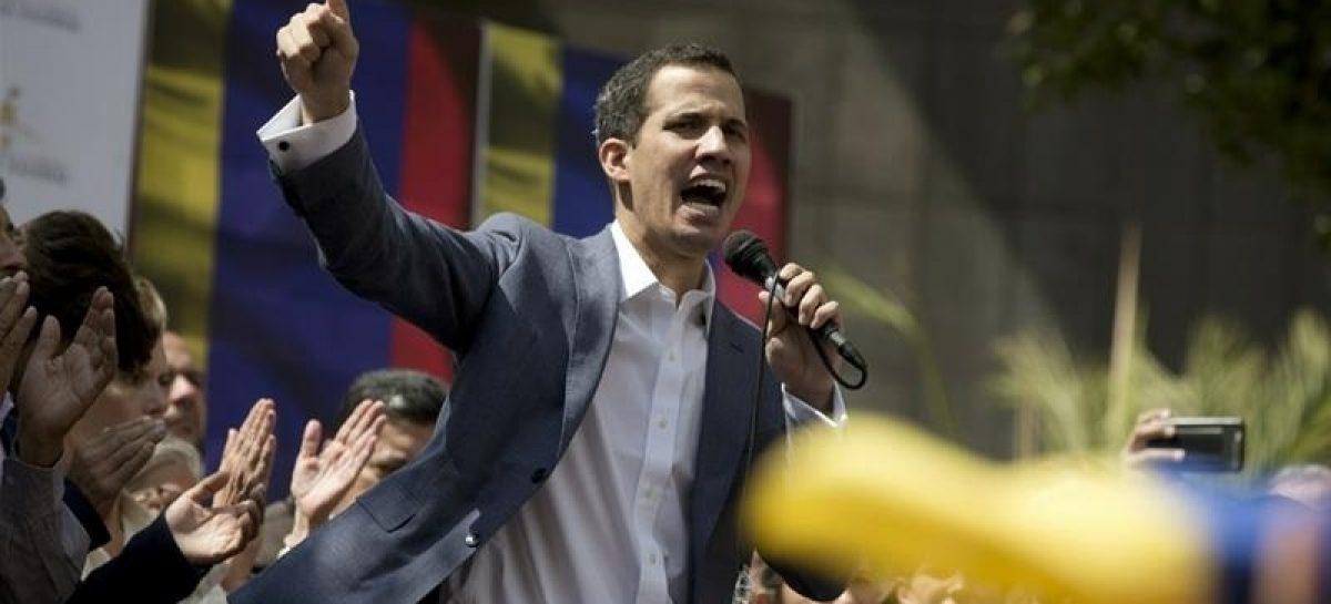 Argentina reconoce a Juan Guaidó como presidente de Venezuela